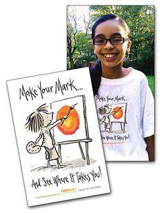 Vashti Poster and T-shirt