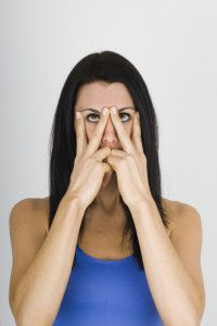 face yoga for a younger looking face....