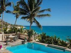 Cabo oceanfront villa
