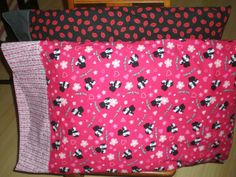 Frilly Lilly: Easy Pillowcase Tutorial