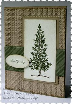 Snowy Moose Creations: Crumb Artichoke Lovely Tree