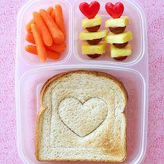 Valentines Day lunch ideas