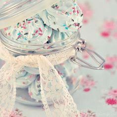 Pastel Cookies and Sprinkles