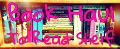 Book Hauls of 2014...so far.