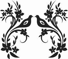 #arabescos silhouett, pattern, laptop decal, arabesco, stencil