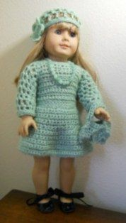 crochet hat patterns, doll pattern, american girl