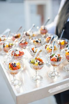 foods, passed appetizers, cocktail glasses, galleri amp, food stations, event food, pass appet, drinks, mini