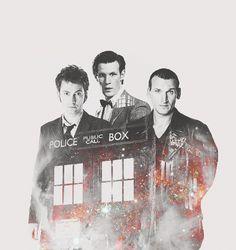 Doctor Who & the TARDIS