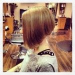 Inverted stacked bob