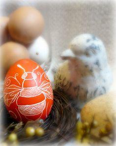 Egg art.