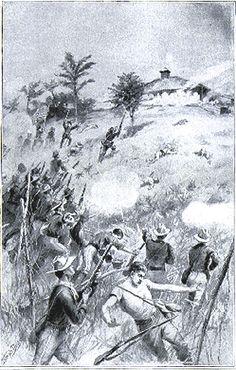 asalto de la colina de San Juan