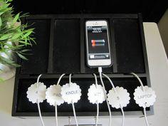 organized charging station