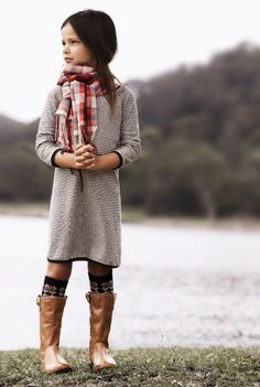 I want this outfit!  According To Jerri: Country Road Kids Autumn Winter 2012 Campaign