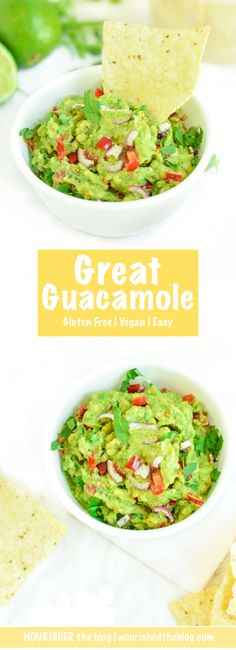 A Great Guacamole re