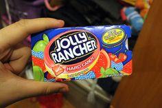 Jolly Ranchers. ♥