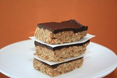 Chocolate Nut Energy Bars (Low Carb and Gluten Free) - Homemade Sugar-free Luna Bars