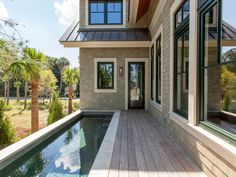 Behind the Design: The Infinity Plunge Pool >> http://www.hgtvremodels.com/dream-home/hgtv-dream-home-2013-the-beauty-of-zen-design/index.html?soc=dhpp