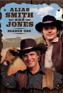 Alias Smith and Jones (1971-1973) Ben Murphy, Peter Duel