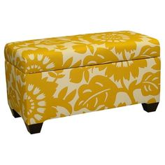 I pinned this Peyton Storage Bench from the Preppy 101 event at Joss and Main!