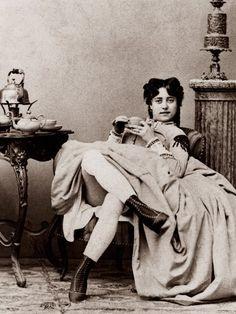 Viennese prostitute 1865