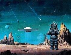 1956 ... 'Forbidden Planet'