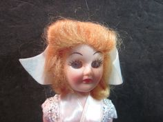 vintage dolls of the world, blinky doll, holland