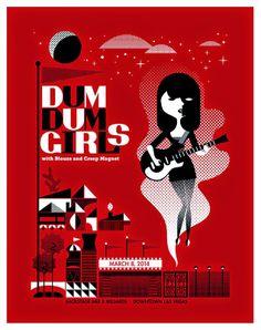 Dum Dum Girls – Hernan-Valencia