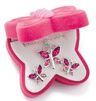 Butterfly Jewelry Set $9.99 http://www.youravon.com/davisgirls