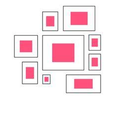 pin by netti lotta on bilder richtig h ngen pinterest. Black Bedroom Furniture Sets. Home Design Ideas