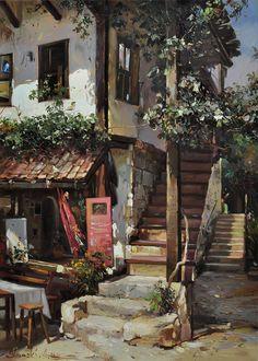 Fine Art Painting Contest