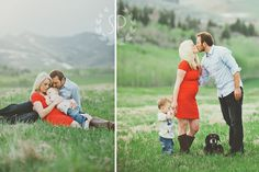Family Pose » Simplicity Photography