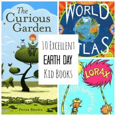 Looking for a fun way to celebrate earth day? These 10 beautiful books are a fantastic way to show our kids how to give thanks for our lovely planet!