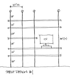 more details about pipe shelving