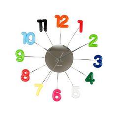Karlsson Spider Wall Clock