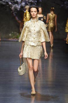 Dolce&Gabbana Spring Summer 2014 Womenswear