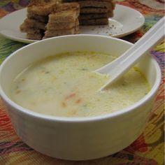 corn flour cream : must try