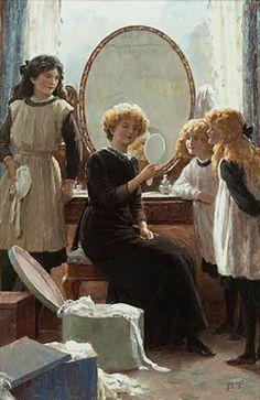 [ T ] Percy Tarrant - The mirror
