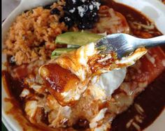 In The Mood for Great Mexican Food? Visit Red Iguana