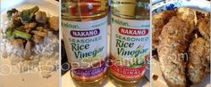 Cooking With Nakano Rice Vinegar