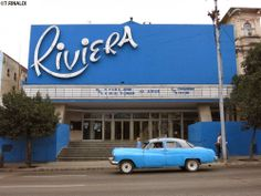 Welcome to the Riviera Havana.