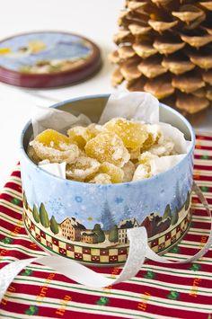 Sugar ginger candies    By voloshyna, November 24, 2012