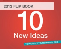 10 hot products to promote your brand this year.