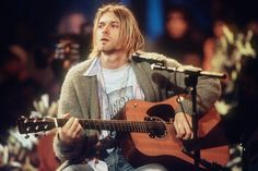 "I was simply blown away when I found out that Kurt Cobain liked my work, and I always wanted to talk to him about his reasons for covering ""Man Who Sold The World."" It was a good straightforward rendition and sounded somehow very honest. It would have been nice to have worked with him, but just talking would have been real cool. ~David Bowie"