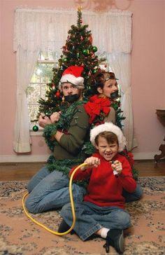 funny christmas web: Funny Christmas Card Photo Ideas