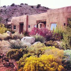 Ojo Caliente Hot Springs, New Mexico
