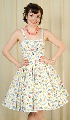 Steady Clothing Breakfast Club Swing Dress