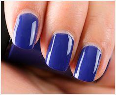 MAC Blue Gaze Nail Lacquer