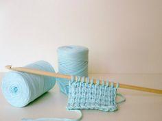Qué es el crochet tunecino - Manualidades - DIY Tutoriales | DaWanda