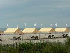 Cape May - Congress Hall beach