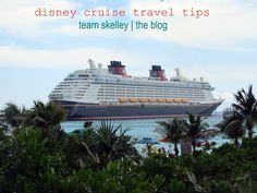 Fantastic Tips For A Disney Cruise!